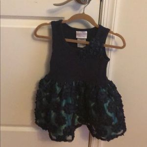 Worn once girl dress Iris & Ivy size 2/2T